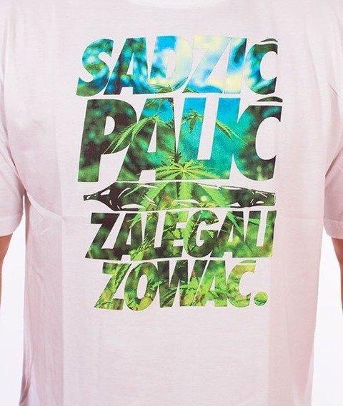 El Polako-Sadzić T-Shirt Biały