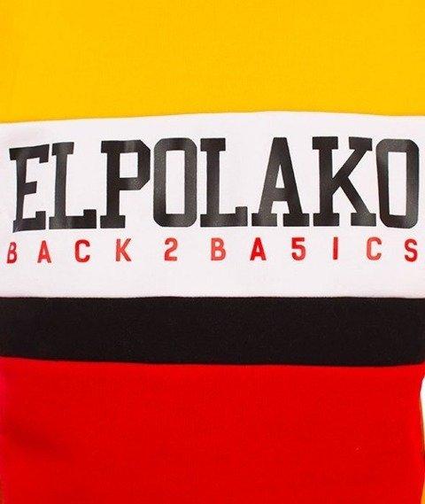 El Polako-School Bluza Żółty