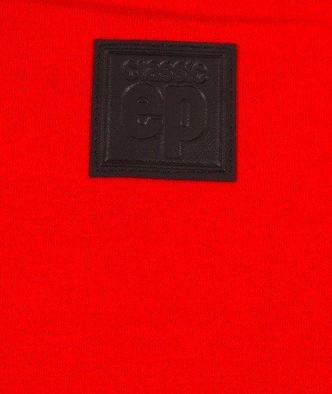 El Polako-School T-Shirt Czerwony