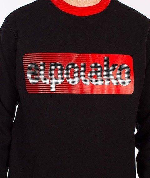 El Polako-Shutter Bluza Czarna