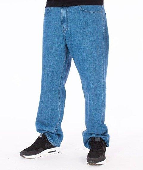 El Polako-Style Regular Jeans Jasne Spranie