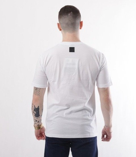 El Polako-Town T-Shirt Biały