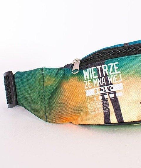 El Polako-Wiatr Street  Bag Multikolor