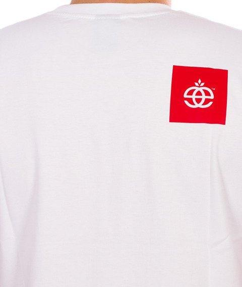 Elade-Box T-Shirt Biały