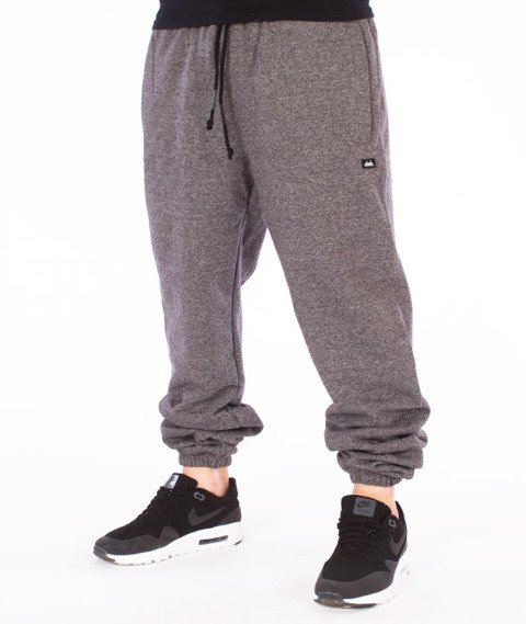 Elade-Classic Sweatpants Spodnie Dresowe Grafitowe