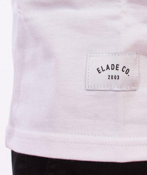 Elade-Dirty Shoes T-Shirt Biały