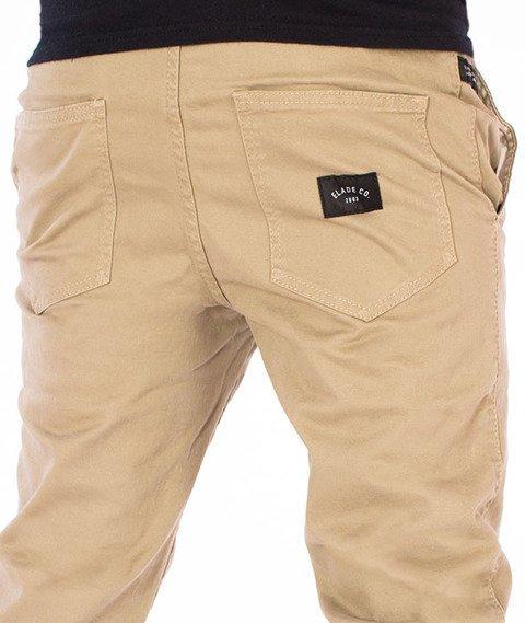Elade-Elade Jogger Pants Spodnie Beżowe