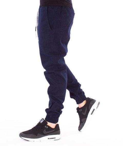 Elade-Elade Jogger Pants Spodnie Granatowe