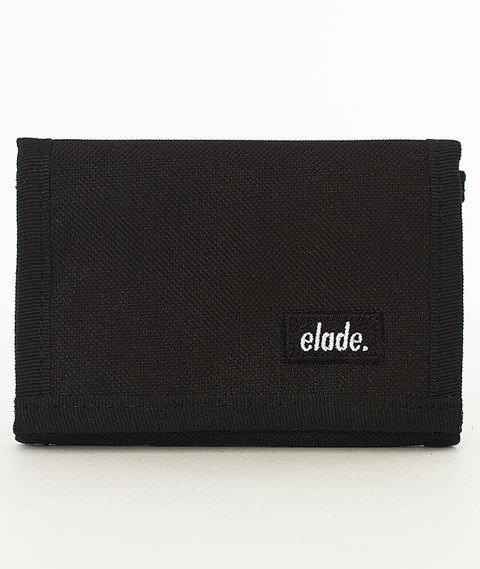 Elade-Elade Wallet Portfel Black