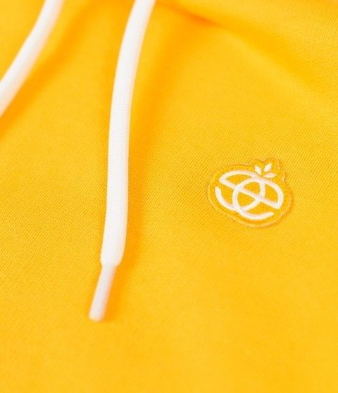 Elade Hoodie Icon Mini Logo Bluza Kaptur Żółta