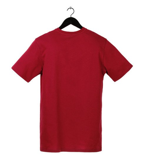 Elade-Not Static T-Shirt Maroon