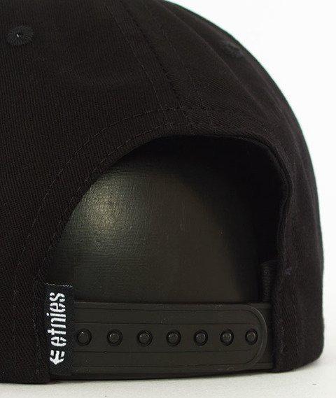 Etnies-Beware Flip ZD Snapback Czarny