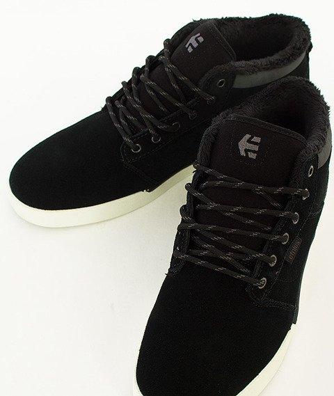 Etnies-Jefferson Mid Black/Dark Grey