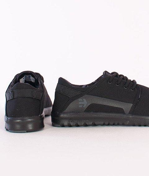 Etnies-Scout Black/Grey/Black