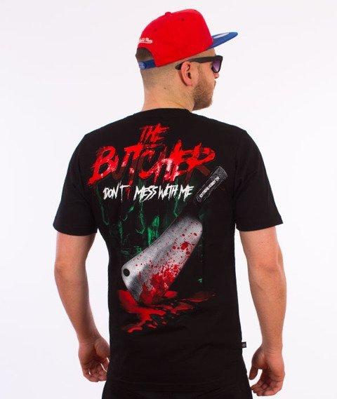 Extreme Hobby-Butcher T-shirt Czarny