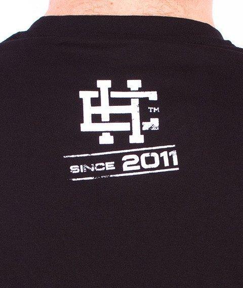 Extreme Hobby-Label T-shirt Czarny