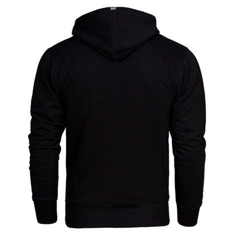 Extreme Hobby-Nbr One Hoodie Bluza Kaptur Czarna
