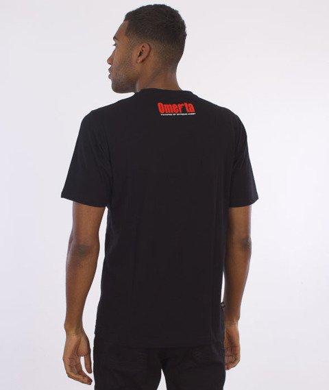 Extreme Hobby-Omerta T-shirt Czarny