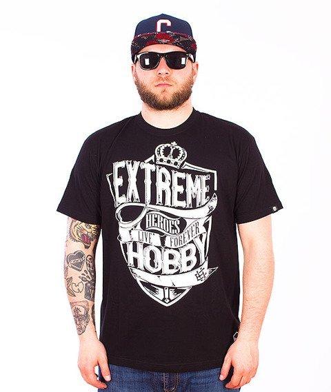 Extreme Hobby-Shield T-shirt Czarny