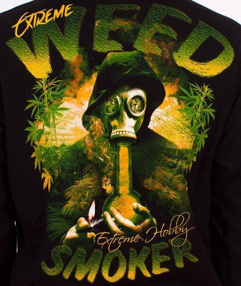 Extreme Hobby-Smoker Bluza Kaptur Czarna