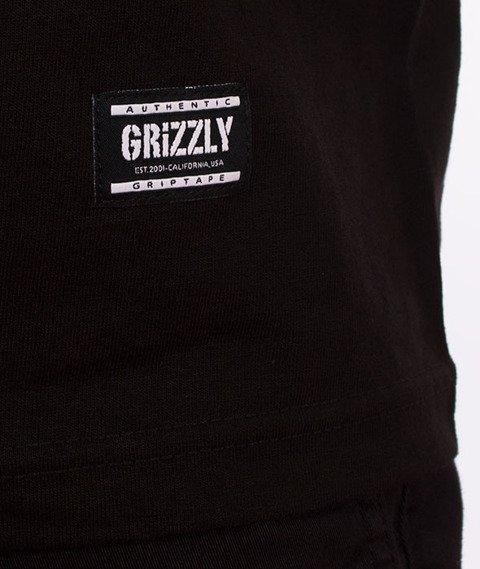 Grizzly-OG Bear Basic T-Shirt Black
