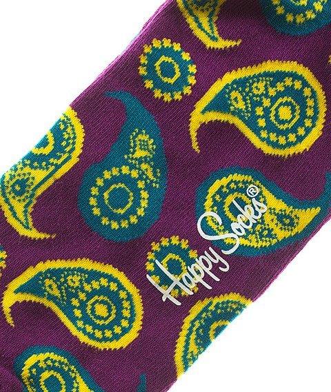Happy Socks-Paisley Skarpety [PAI01-5000]