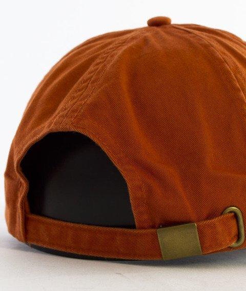 Hype-Cigi Dad Hat Czapka Z Daszkiem Orange