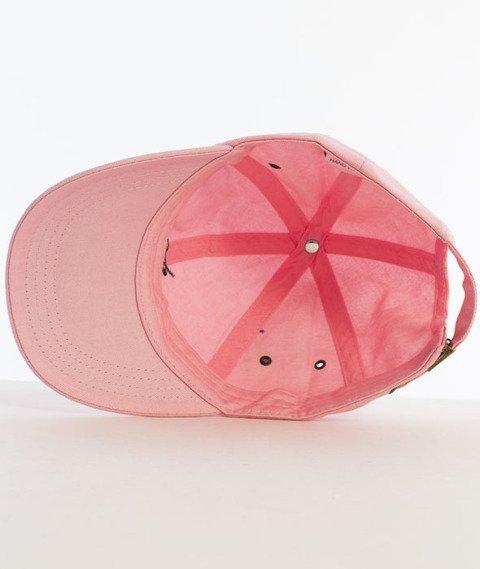 Hype-Shaken Dad Hat Czapka Z Daszkiem Pink