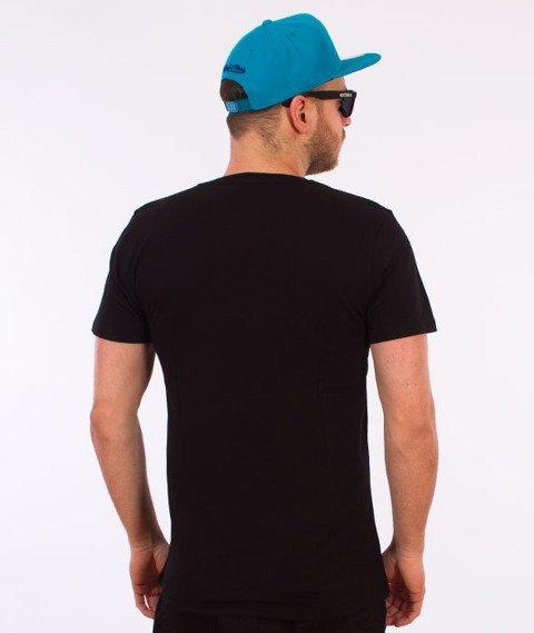 Hype-Spray Script T-Shirt Czarny