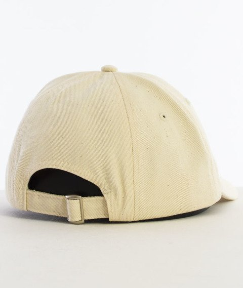 Hype-Tiger Dad Hat Czapka Z Daszkiem Cream