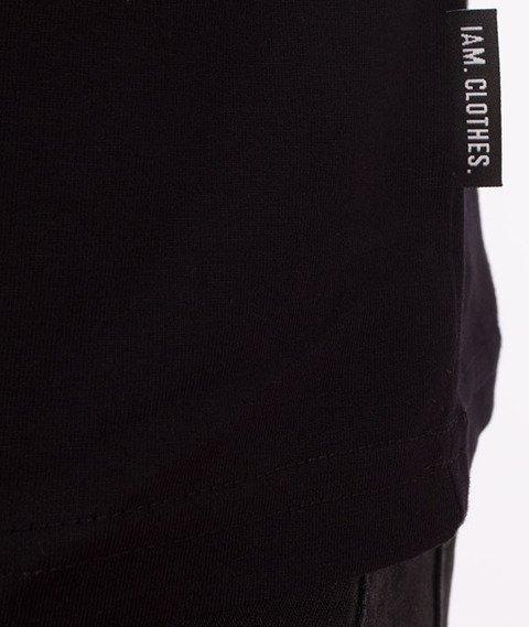IAM. CLOTHES-Flag T-shirt Czarny