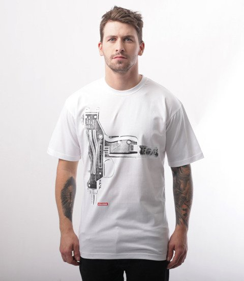 Illegal-Gun T-Shirt Biały