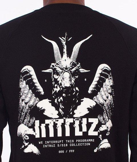 Intruz-Praise Bluza Crewneck Czarna