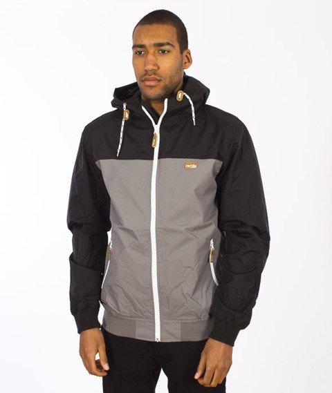Iriedaily-Auf Deck Jacket Charcoal