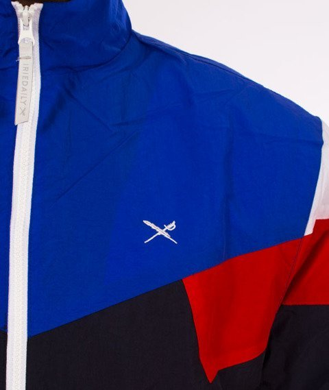 Iriedaily-Get Down Jacket Kurtka Navy Red