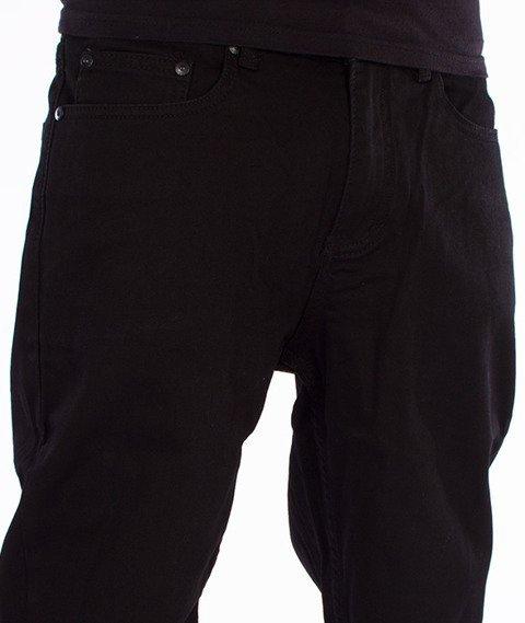 Iriedaily-ID44 Tapered Pant Spodnie Jeans Black