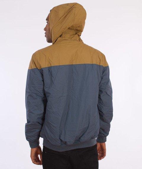 Iriedaily-Insulaner Jacket Kurtka Steelblue