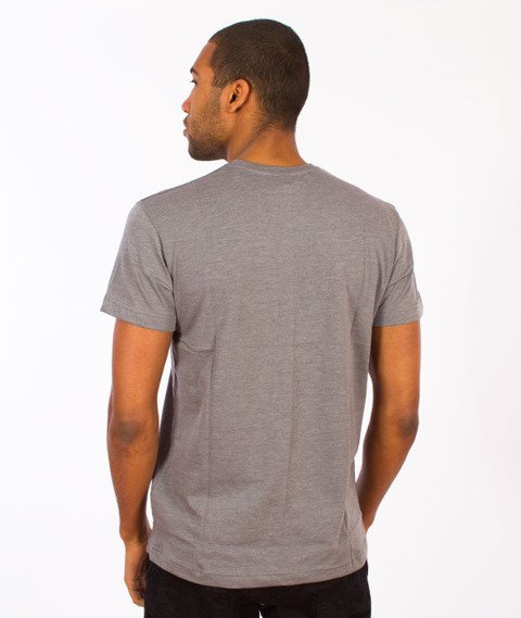 Iriedaily-Watch It T-shirt Charcoal Melange