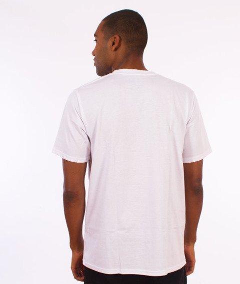 JWP-Bombing T-shirt Biały