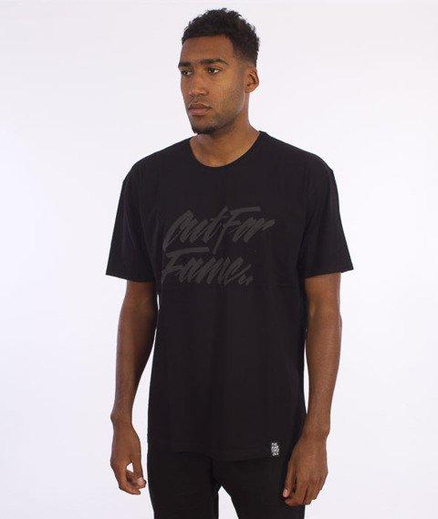 JWP-Gife Handstyle OFF T-shirt Czarny