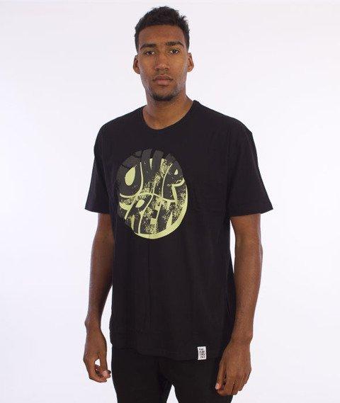 JWP-Trash T-shirt Czarny