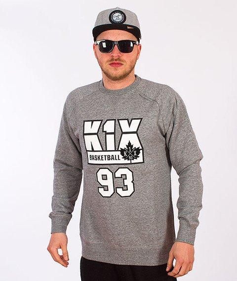 K1X-Barcelona Bluza Szara