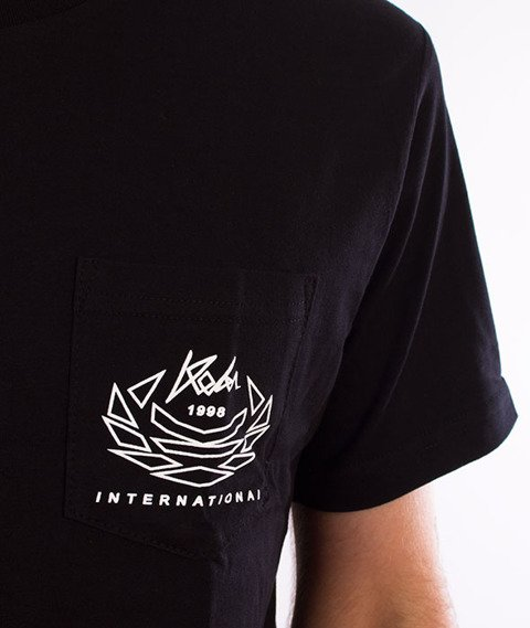 Koka-ATW Laurel T-Shirt Black