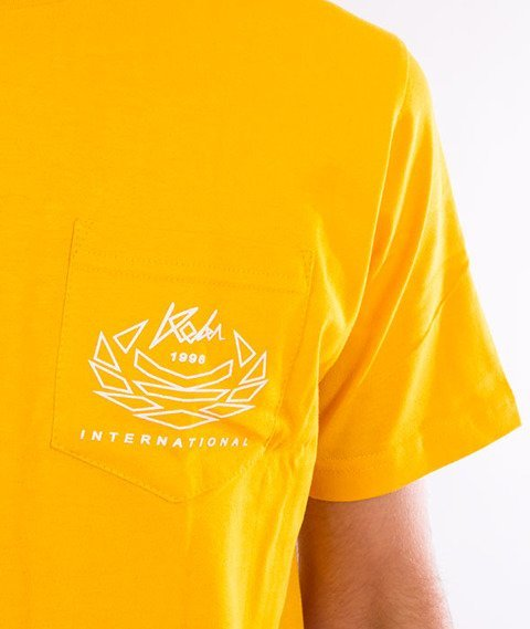 Koka-ATW Laurel T-Shirt Orange