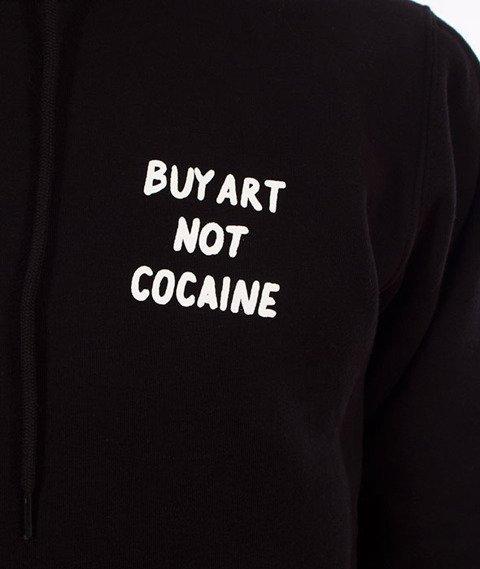 Koka-Easy Bluza z Kapturem Czarna