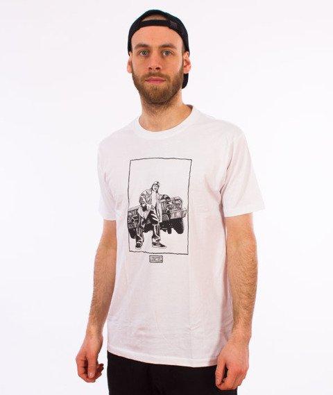 Koka-Easy T-Shirt Biały