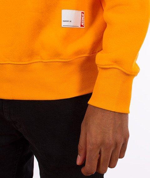 Koka-Fusion Street Bluza Pomarańczowa