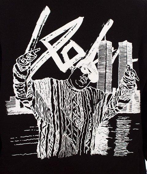 Koka-Notorious Bluza z Kapturem Czarna