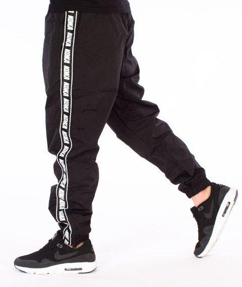 Koka-Tape Spodnie Czarne