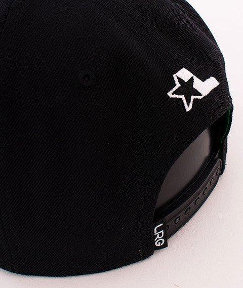 LRG-Lifted Snapback Black